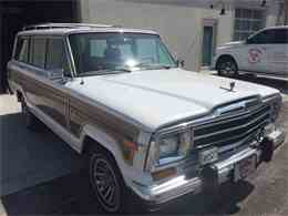 Picture of 1991 Jeep Wagoneer located in Overland Park Kansas Auction Vehicle - LWDY