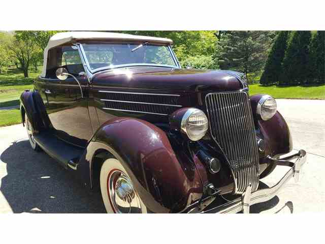 1936 Ford Roadster | 1021756