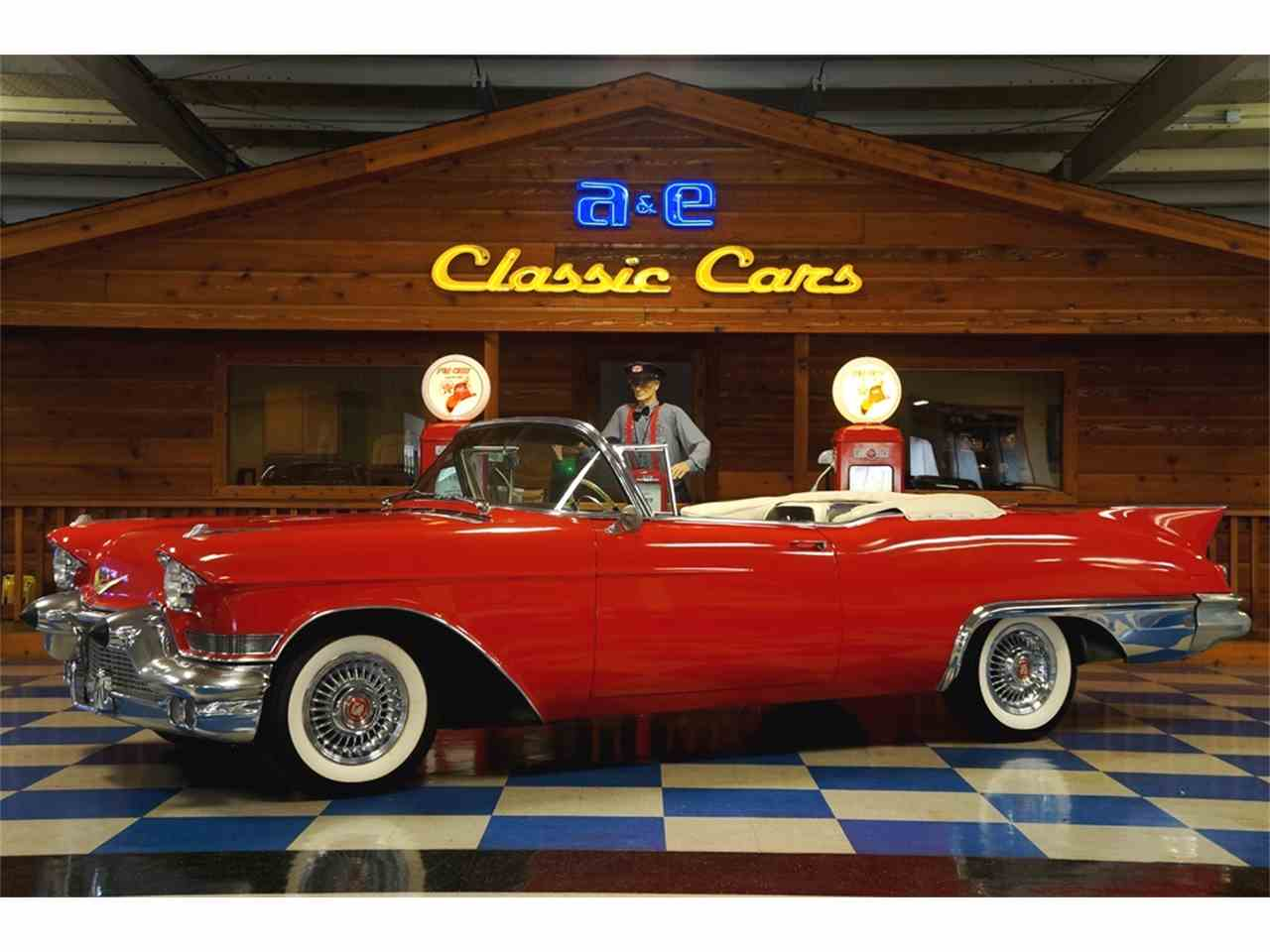 Large Picture of '57 Eldorado Biarritz - LWE8