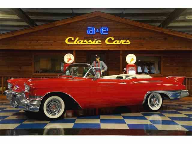 1957 Cadillac Eldorado Biarritz | 1021760