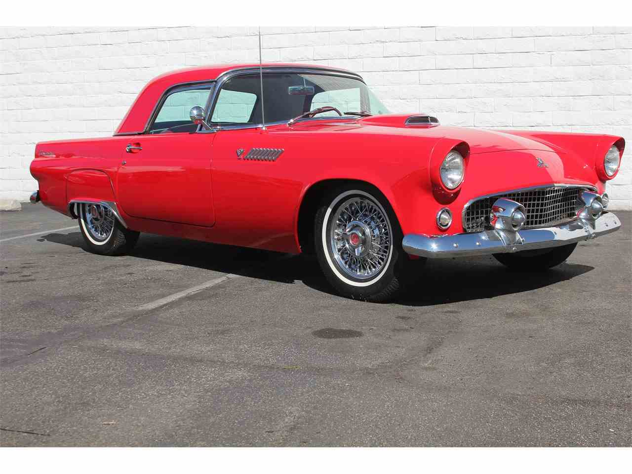 Large Picture of Classic 1955 Thunderbird - $34,500.00 Offered by Back in the Day Classics - LWEF
