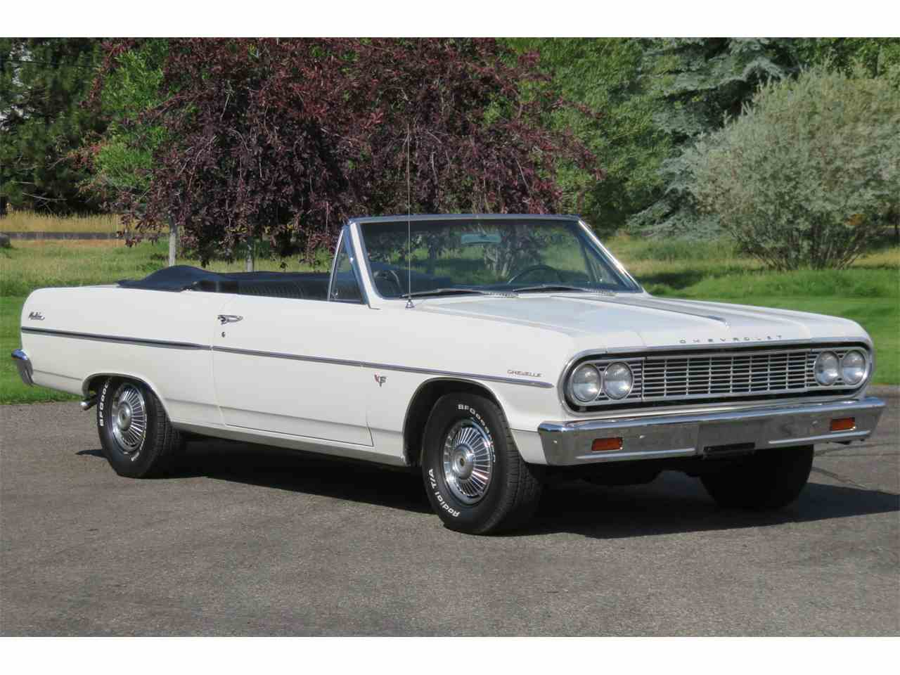 1964 Chevrolet Chevelle Malibu for Sale - CC-1021768