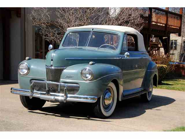 1941 Ford Super Deluxe | 1021769