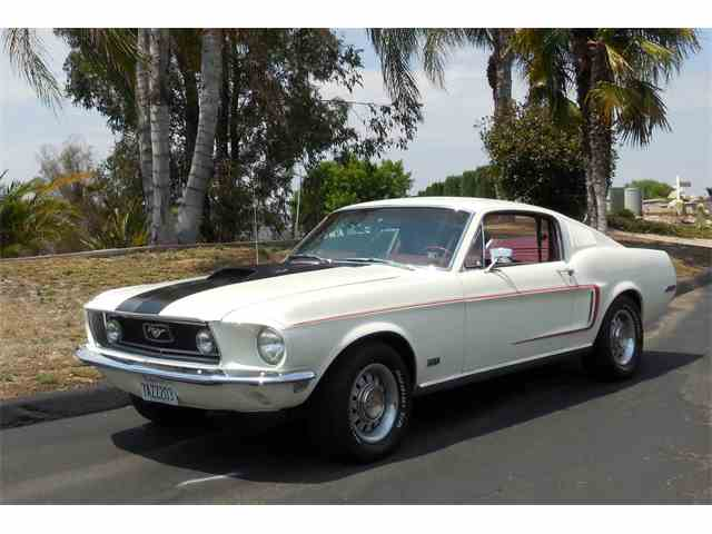 1968 Ford Mustang Cobra | 1021770