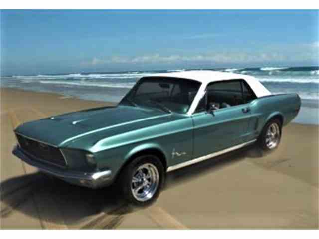 1968 Ford Mustang | 1021772