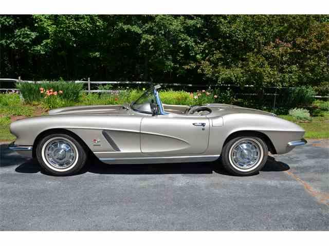 1962 Chevrolet Corvette | 1021774