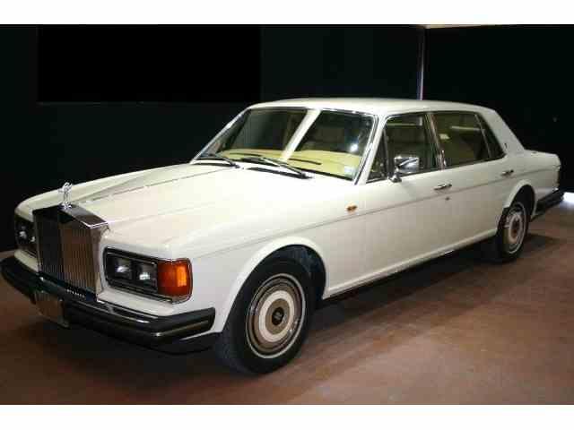 1987 Rolls-Royce Silver Spur | 1021781