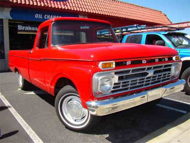 1966 Ford F100 | 1021784