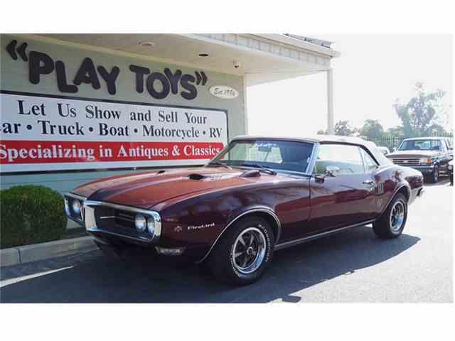 1968 Pontiac Firebird | 1021787