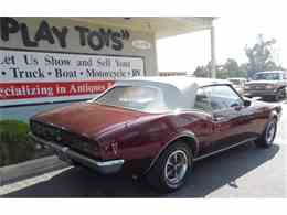 1968 Pontiac Firebird for Sale - CC-1021787