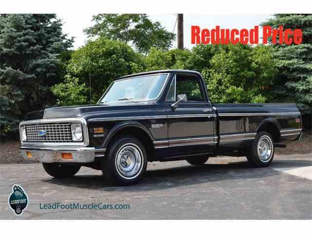 1971 Chevrolet C10 | 1020018