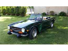 Picture of '74 Triumph TR6 - $13,000.00 Offered by a Private Seller - LWFI