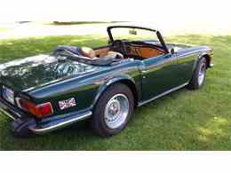 Picture of 1974 TR6 located in Indiana - $13,000.00 - LWFI