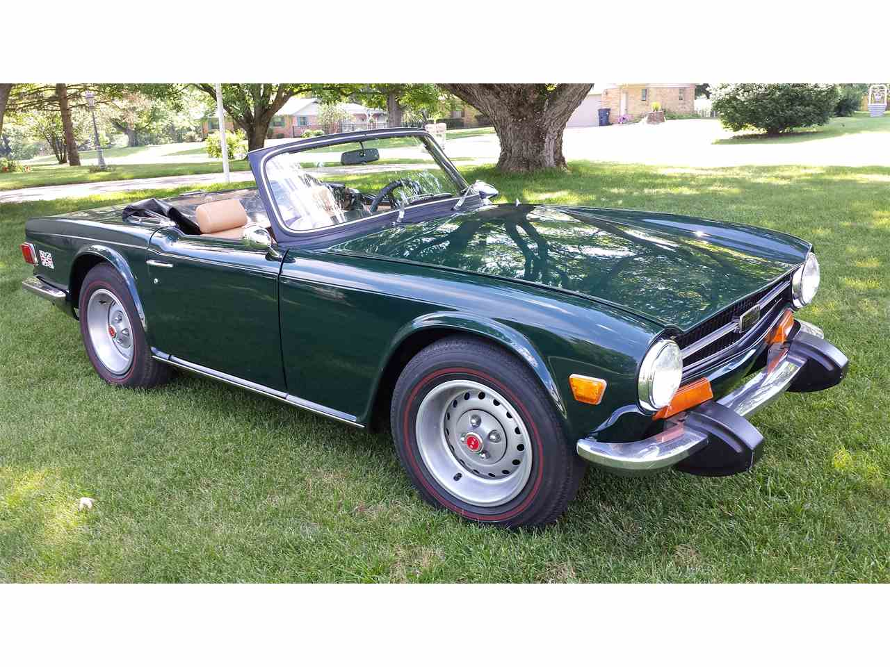 Large Picture of '74 Triumph TR6 Offered by a Private Seller - LWFI