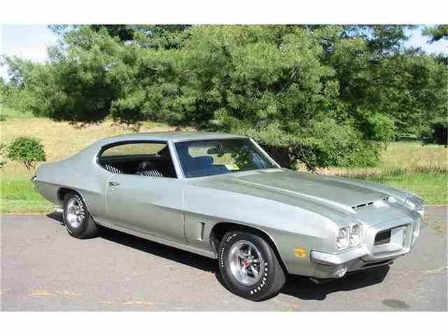 1972 Pontiac GTO | 1021809