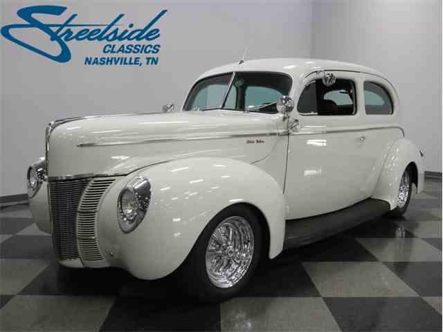 1940 Ford Tudor | 1021813