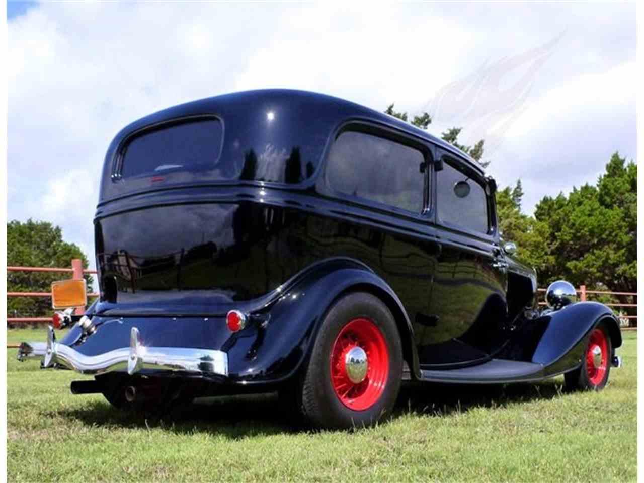 1934 ford sedan for sale cc 1021817. Black Bedroom Furniture Sets. Home Design Ideas