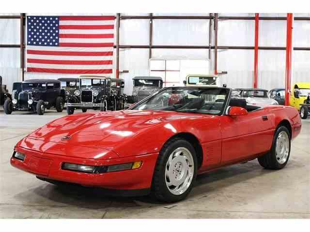 1991 Chevrolet Corvette | 1021818