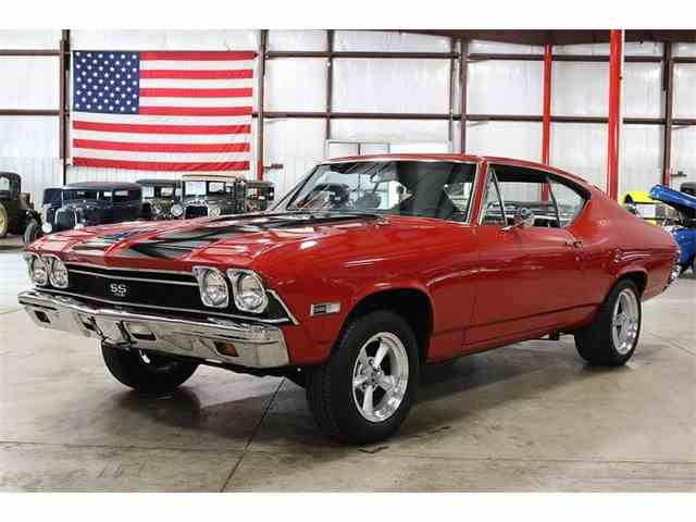 1968 Chevrolet Chevelle | 1021826