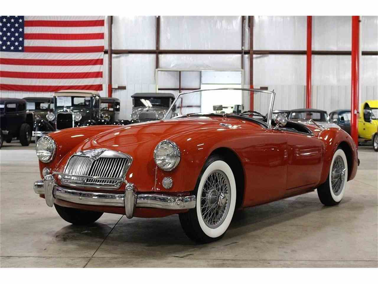 Large Picture of Classic '59 MGA located in Kentwood Michigan - LWG6