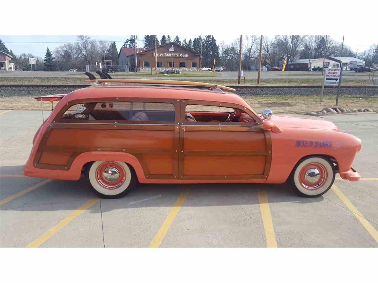 Large Picture of '50 Ford Woody Wagon Offered by Classic Rides and Rods - LWG7