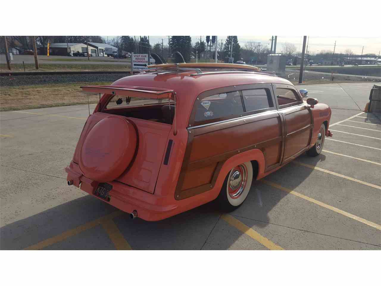 Large Picture of Classic '50 Woody Wagon - LWG7