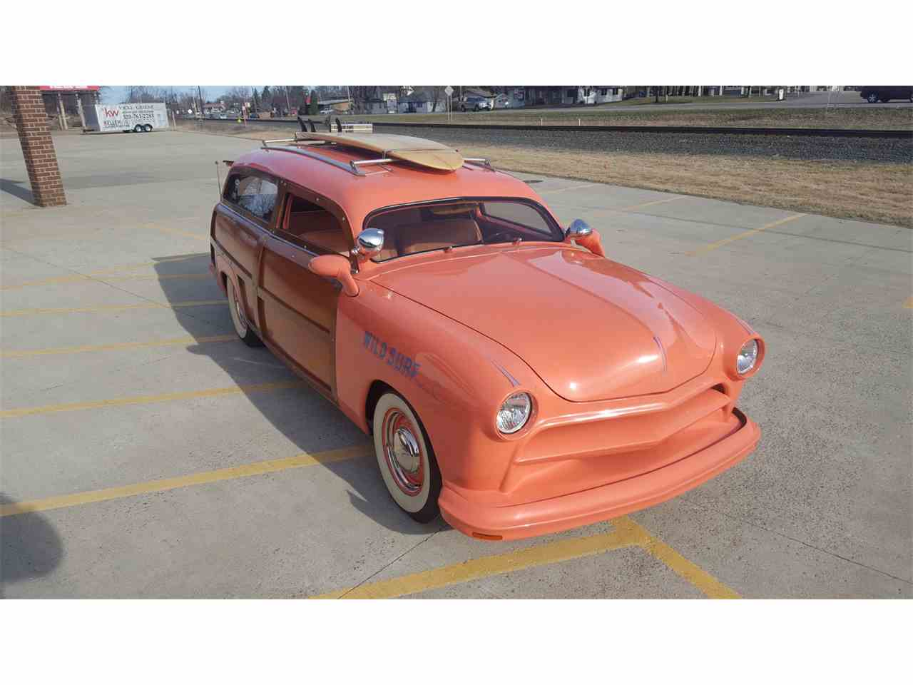 Large Picture of '50 Woody Wagon located in Minnesota - $26,500.00 - LWG7