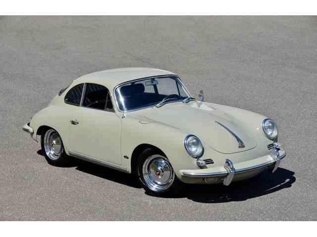 1963 Porsche 356B T6 | 1021836