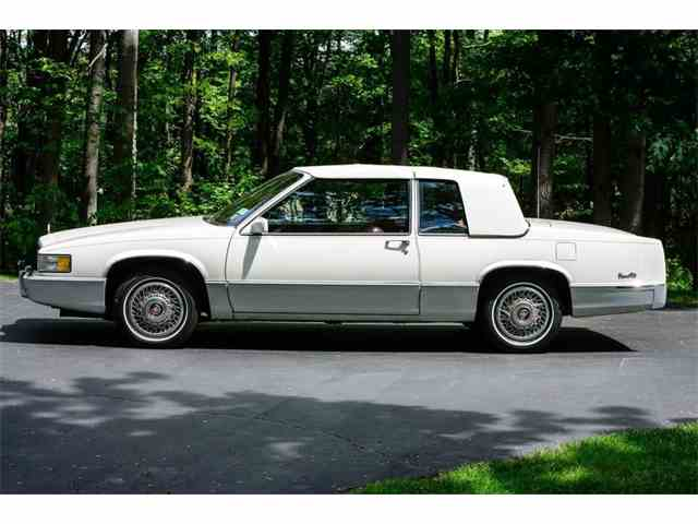 1989 Cadillac Coupe DeVille   1021841