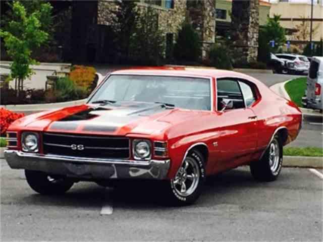 1971 Chevrolet Chevelle | 1021848