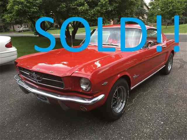 1965 Ford Mustang | 1021851