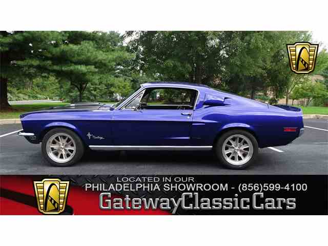 1968 Ford Mustang | 1021852