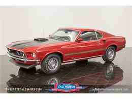 Picture of Classic '69 Mustang Mach 1 located in St. Louis Missouri - $62,900.00 - LWGT