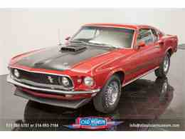 1969 Ford Mustang Mach 1 for Sale - CC-1021853