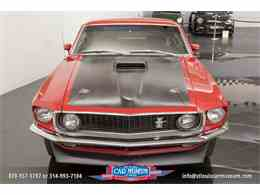 Picture of 1969 Mustang Mach 1 located in St. Louis Missouri - $62,900.00 - LWGT