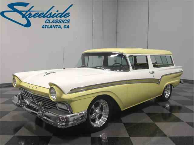 1957 Ford Ranch Wagon | 1021857