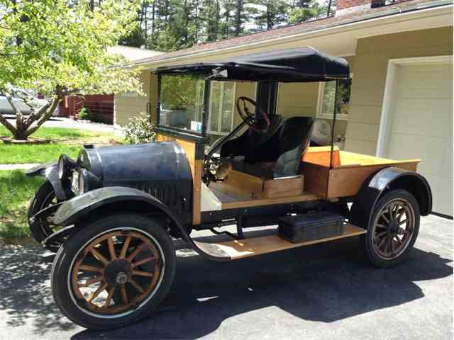 1917 Buick D 34/35 | 1021876