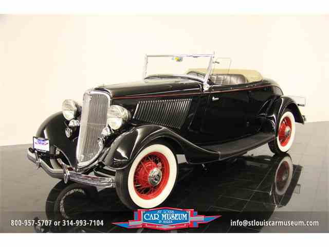 1933 Ford Model 40 | 1021878