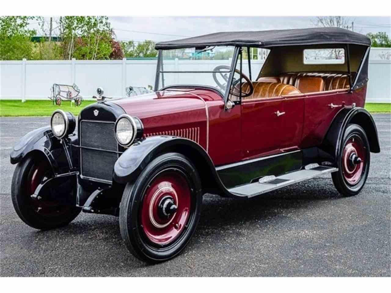 Reo Car: 1924 REO Touring Phaeton For Sale