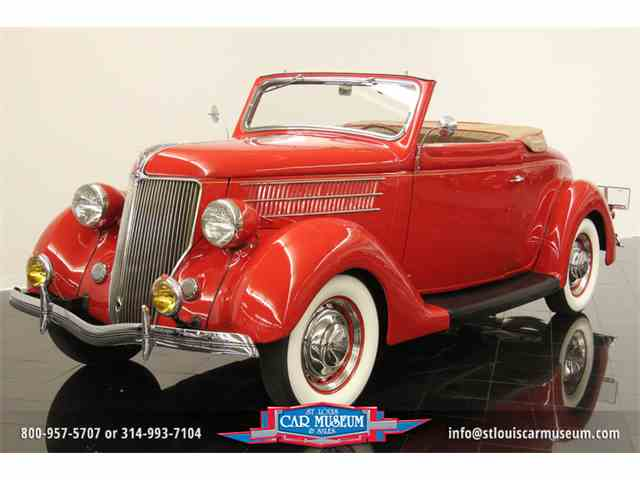 1936 Ford Model 68 | 1021891