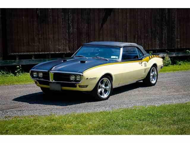 1968 Pontiac Firebird | 1021895