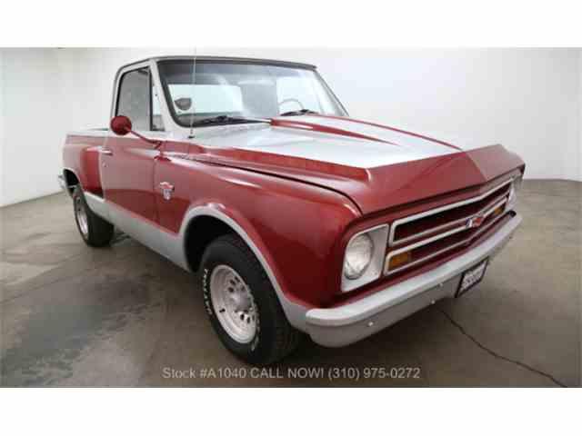 1967 Chevrolet C10 | 1020019