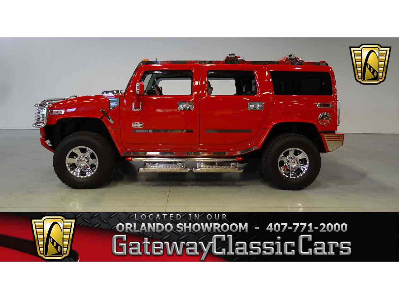 Large Picture of 2004 Hummer H2 located in Florida Offered by Gateway Classic Cars - Orlando - LWI8