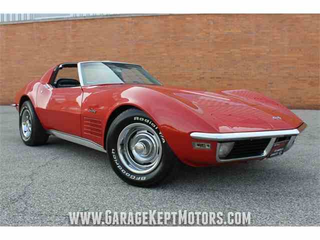 1971 Chevrolet Corvette | 1021908
