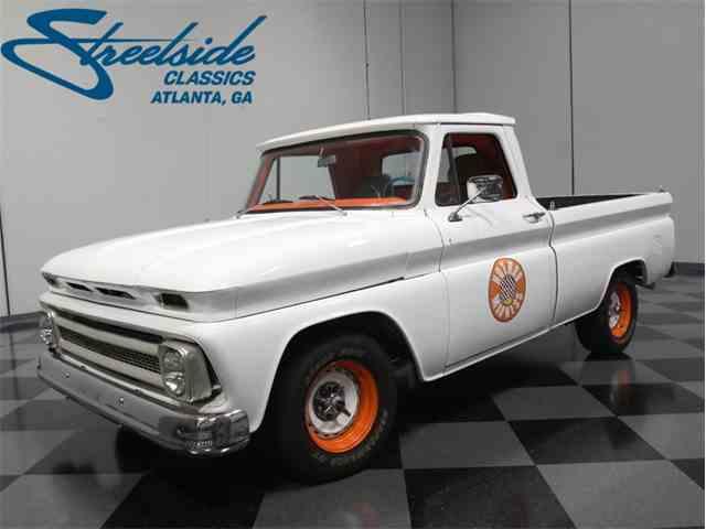 1966 Chevrolet C10 | 1020191