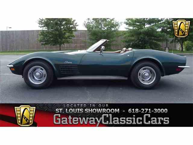 1971 Chevrolet Corvette | 1021912