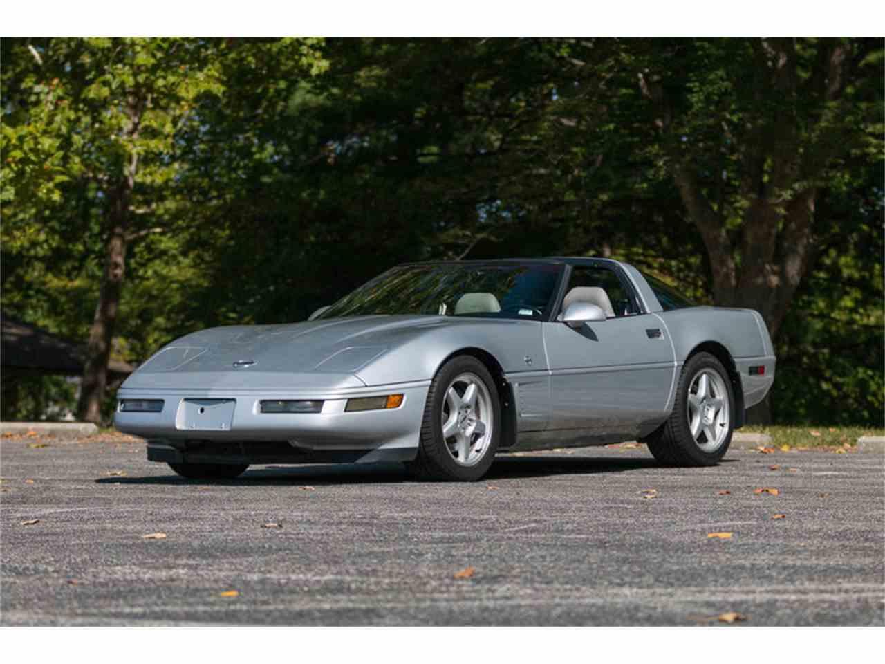 Large Picture of '96 Corvette - LWIM