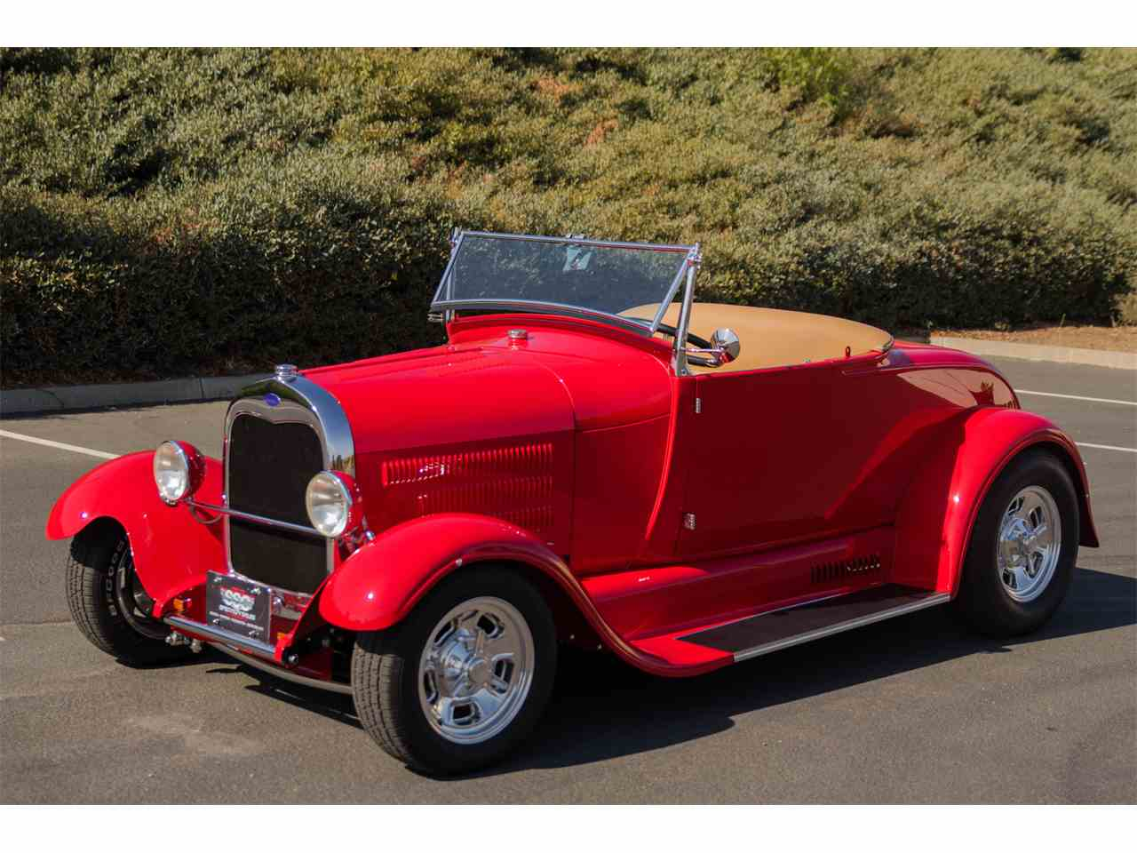 Large Picture of '29 Model A - LWIT
