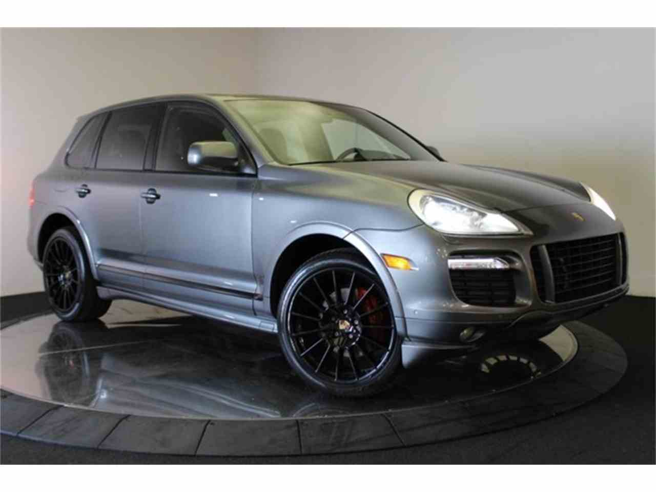 2008 Porsche Cayenne for Sale - CC-1021928