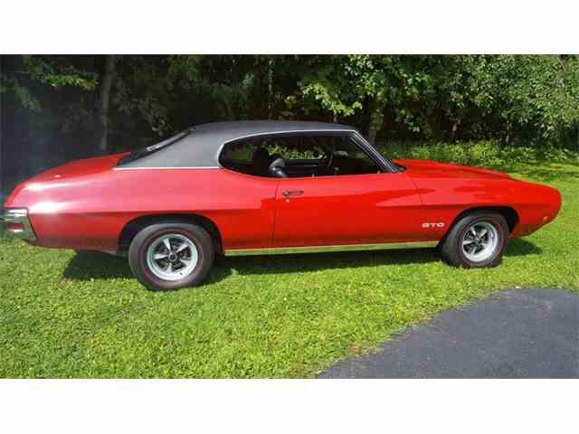 1970 Pontiac GTO | 1021930